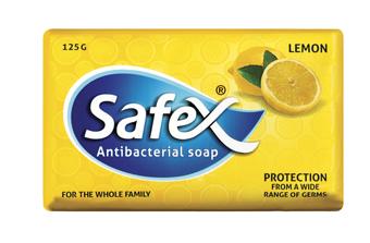 Мыло Safex - Lemon