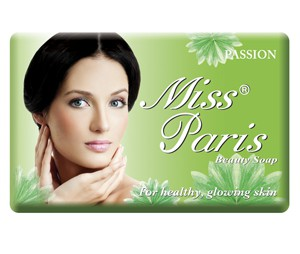 Мыло Miss Paris - Passion