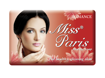 Мыло Miss Paris - Romance